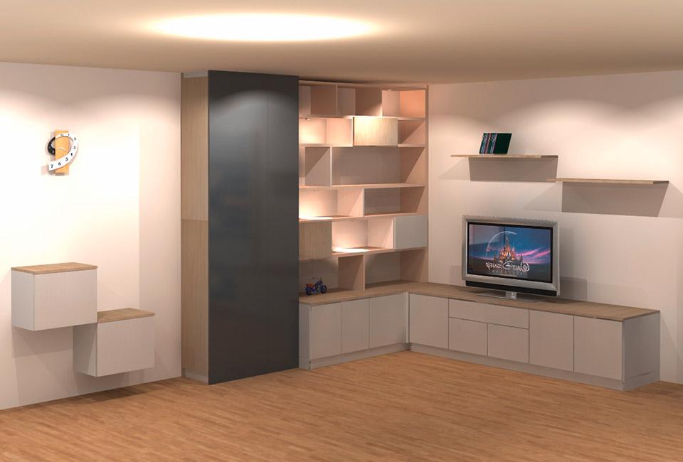 schranksysteme wohnzimmer: schrank und schrankraum f r wohnzimmer, Wohnzimmer