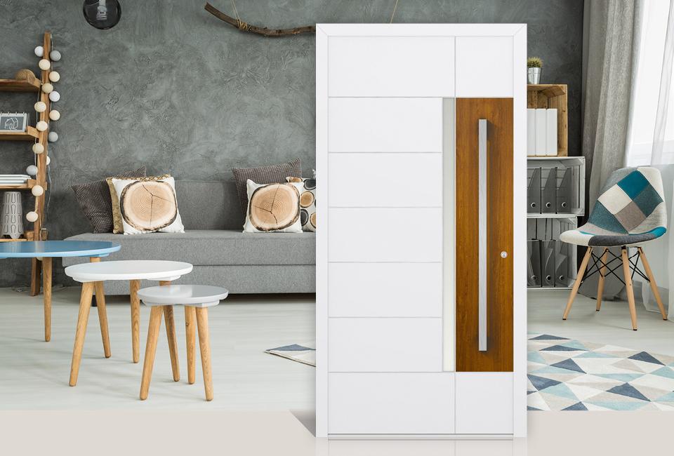 marx Holzhandel | Haustür ADORO Daphne | Neuried bei Offenburg
