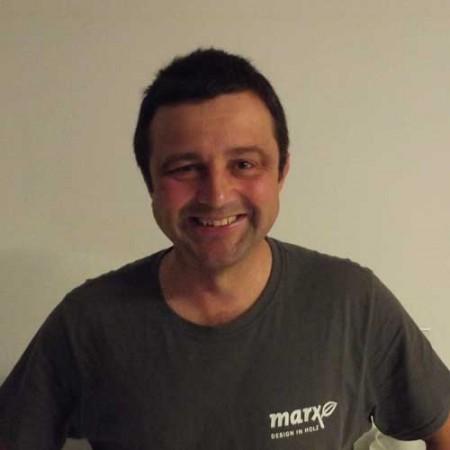 Un menuisier qui sait éveiller l'enthousiasme chez les clients: Freddy Boeckel