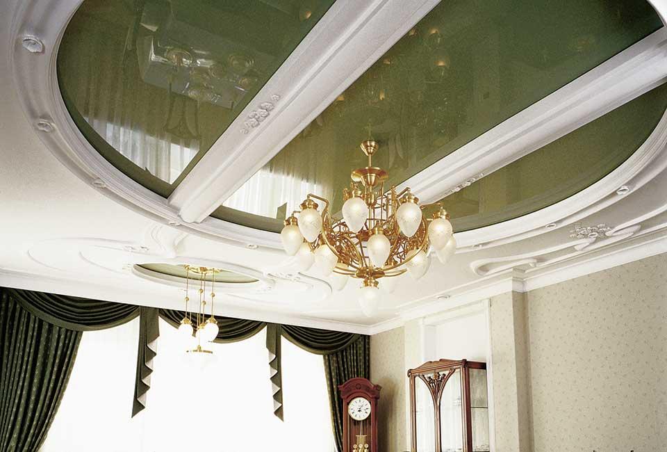 Faux-plafond 12