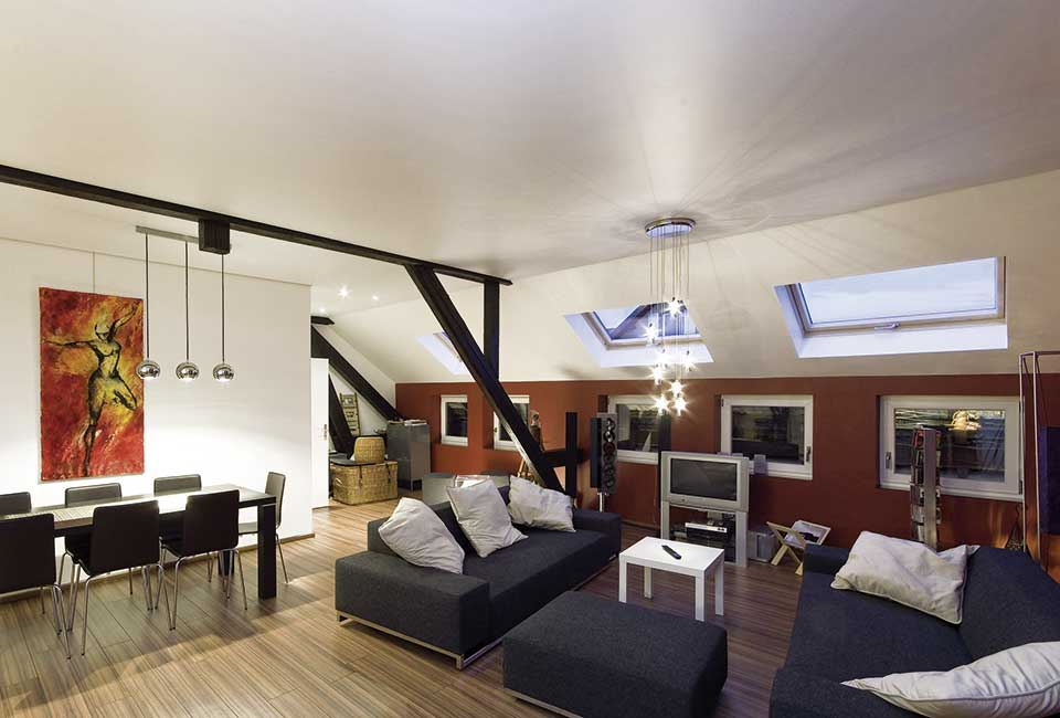 Faux-plafond 92