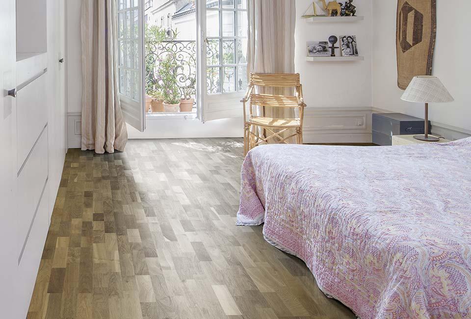 marx Holzhandel | Kährs Oak Smoke | Neuried près de Strasbourg