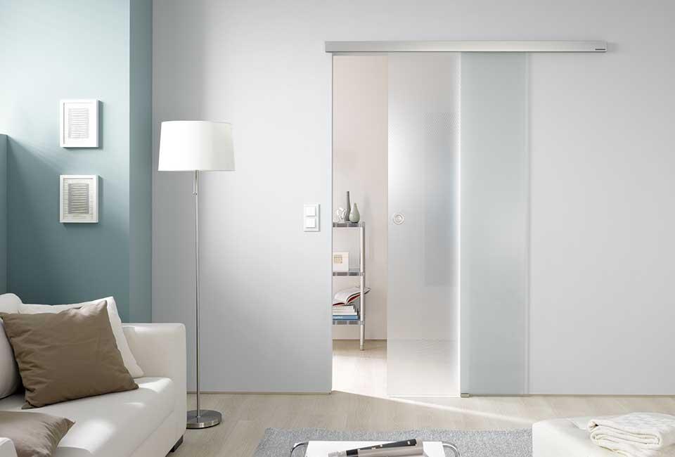 marx Holzhandel | Lumière et harmonie Lucido twin door glass | à Neuried près de Fribourg