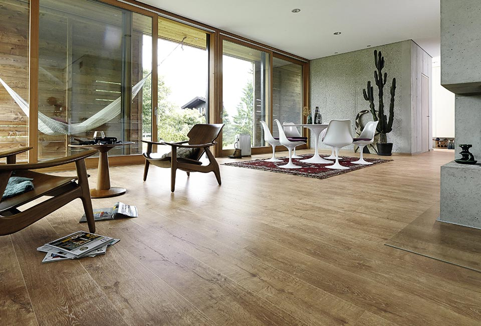 marx Holzhandel | Meister Designboden Silent Touch DD 300 Stileiche natur 6952 | Neuried bei Offenburg