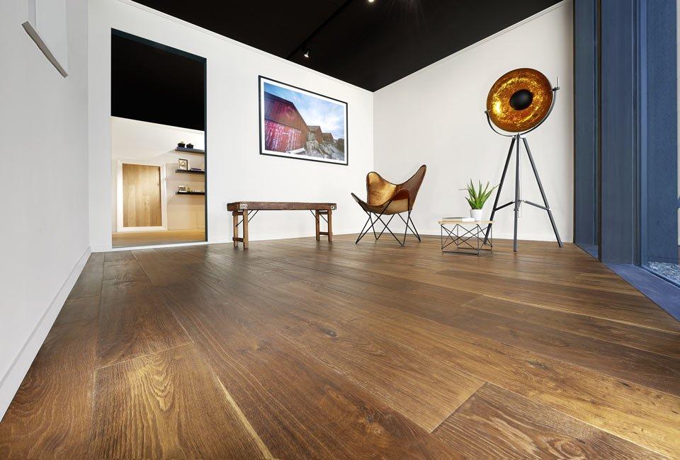 Die große Boden- und Türenausstellung bei marx Holzhandel
