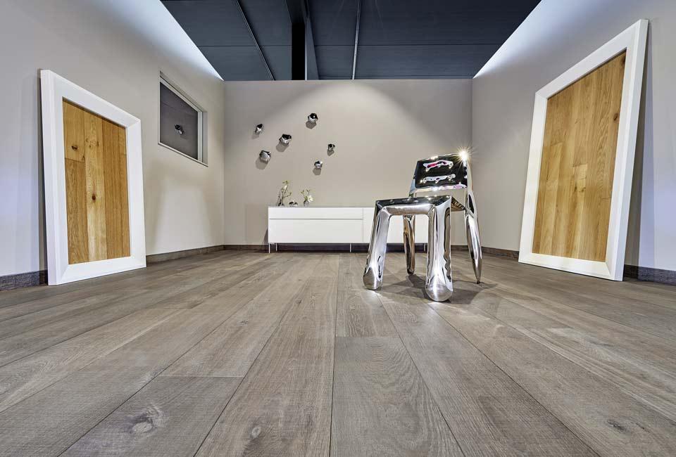 marx Holzhandel | Bodenausstellung Echtholz | Neuried bei Kehl