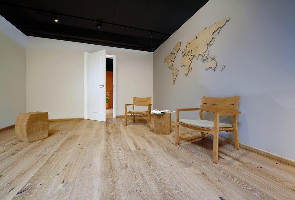 marx Holzhandel | Böden aller Art in Ausstellung | Neuried bei Straßburg