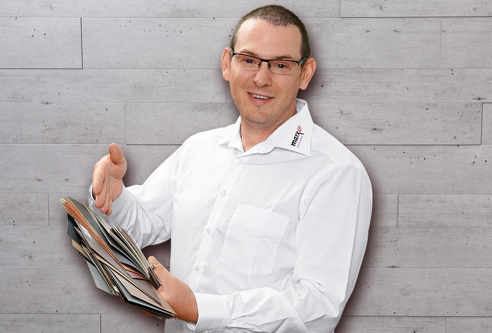 Schreiner, Projektberater bei marx Holzhandel | François Villatte