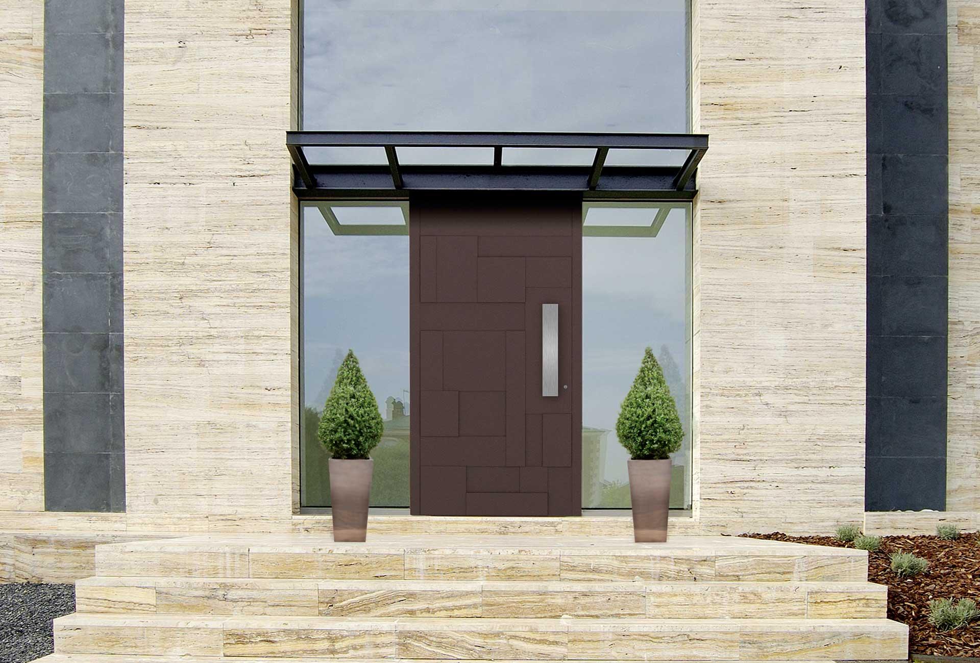 Haustüren verschiedener Hersteller - Marx Holzhandel