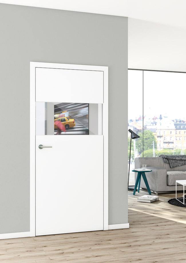marx Holzhandel | Concept Smart Laquée blanche Huga | Neuried à Strasbourg