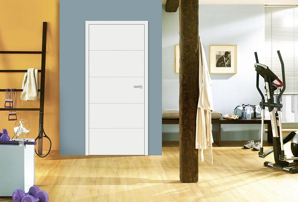 marx Holzhandel | Royal 251 Laqué blanc Prüm | Neuried à Strasbourg