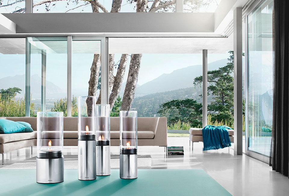 marx Holzhandel | Décoration d'intérieur Pure Home Faro Windlight | Neuried près de Fribourg