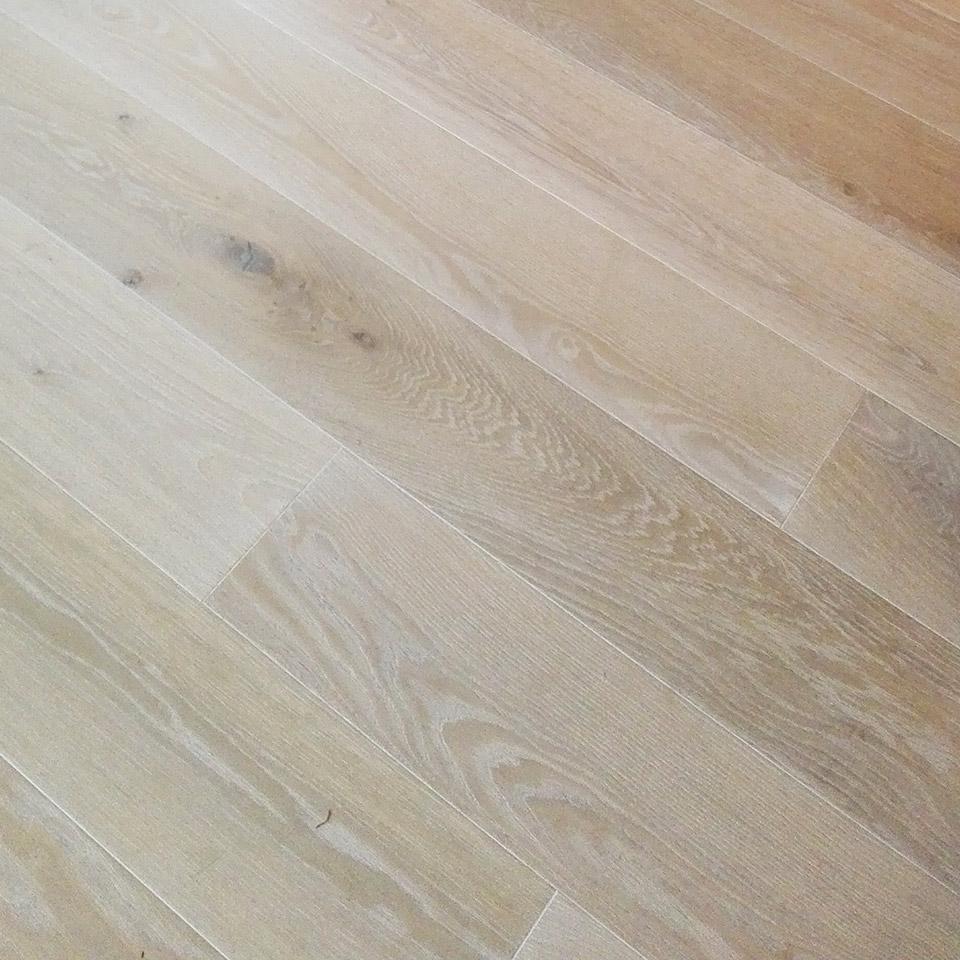 Parkettboden weißgeölt | marx Holzhandel | Neuried bei Lahr