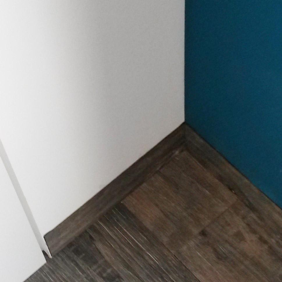 Ahorn Parkett Übergang Tür | Referenzen | marx Holzhandel bei Offenburg