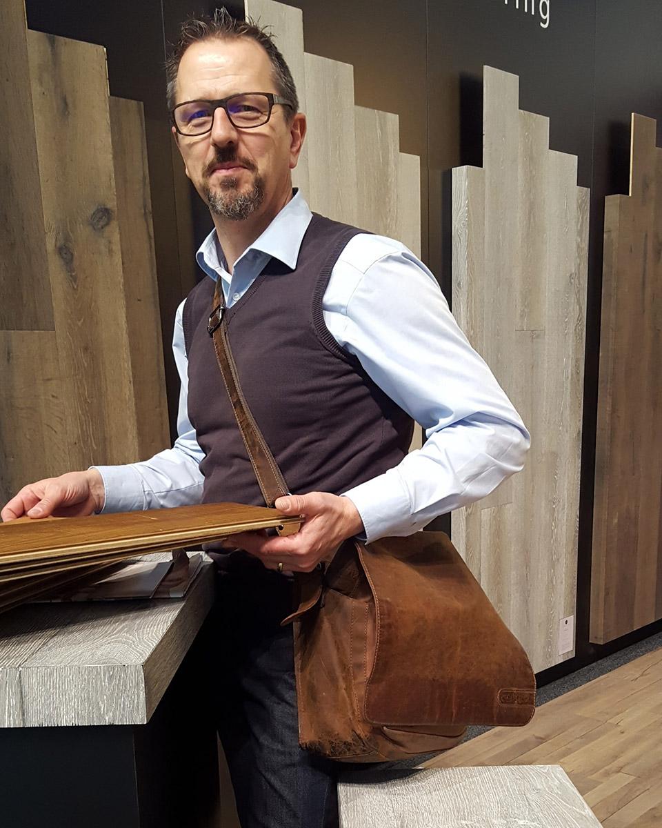 Messe Bau 2019 | Oberfläche Boden | marx Holzhandel in Neuried bei Straßburg