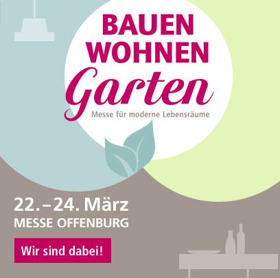 BAUEN WOHNEN Garten Messe 2019