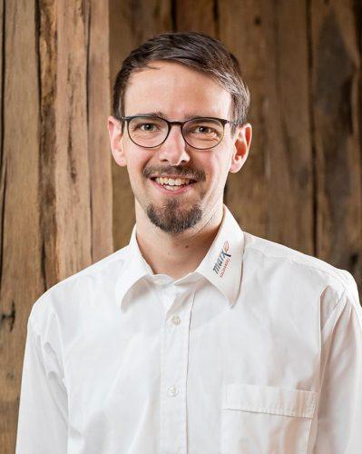 Marek | Mitarbeiter bei marx Holzhandel in Neuried