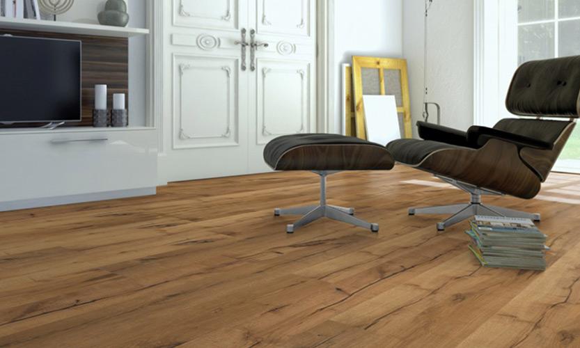 Designwunder Landhausdiele | 3-Schicht Eiche Classic | marx Holzhandel