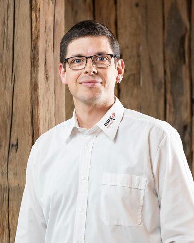 Tobias | Mitarbeiter bei marx Holzhandel in Neuried