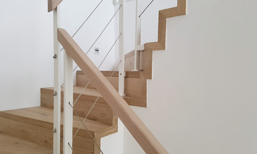 Faszination Faltwerktreppe | Geländer | marx Holzhandel in Neuried
