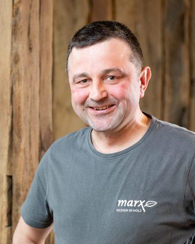 Freddy | Mitarbeiter bei marx Holzhandel in Neuried