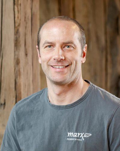 Marc | Mitarbeiter bei marx Holzhandel in Neuried