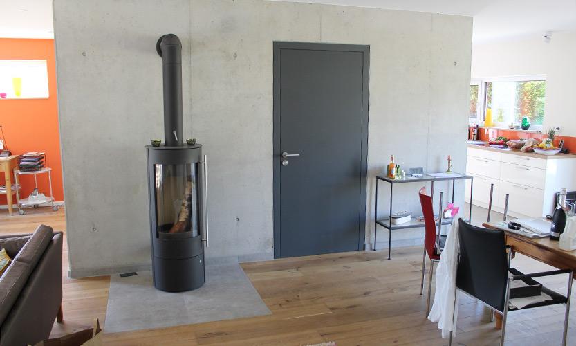 Stumpf einschlagende Türen | marx Holzhandel in Neuried