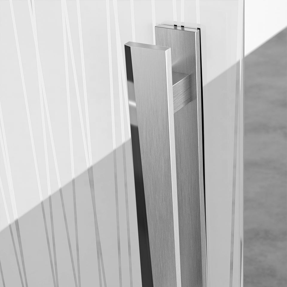 Designvielfalt mit Glastüren bei marx Holzhandel in Appenweier
