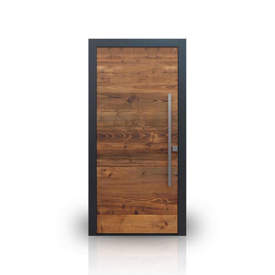 Haustüren aus Holz bei marx Holzhandel in Neuried bei Kehl und Lahr