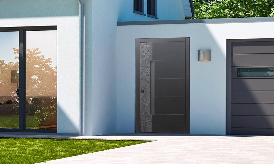 Haustüren mit echter Designvielfalt | marx Holzhandel in Neuried bei Offenburg