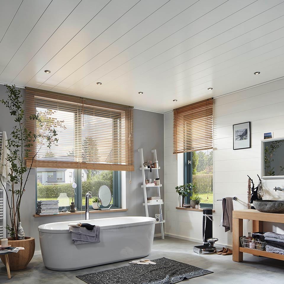 Murs et plafonds durables | marx Holzhandel