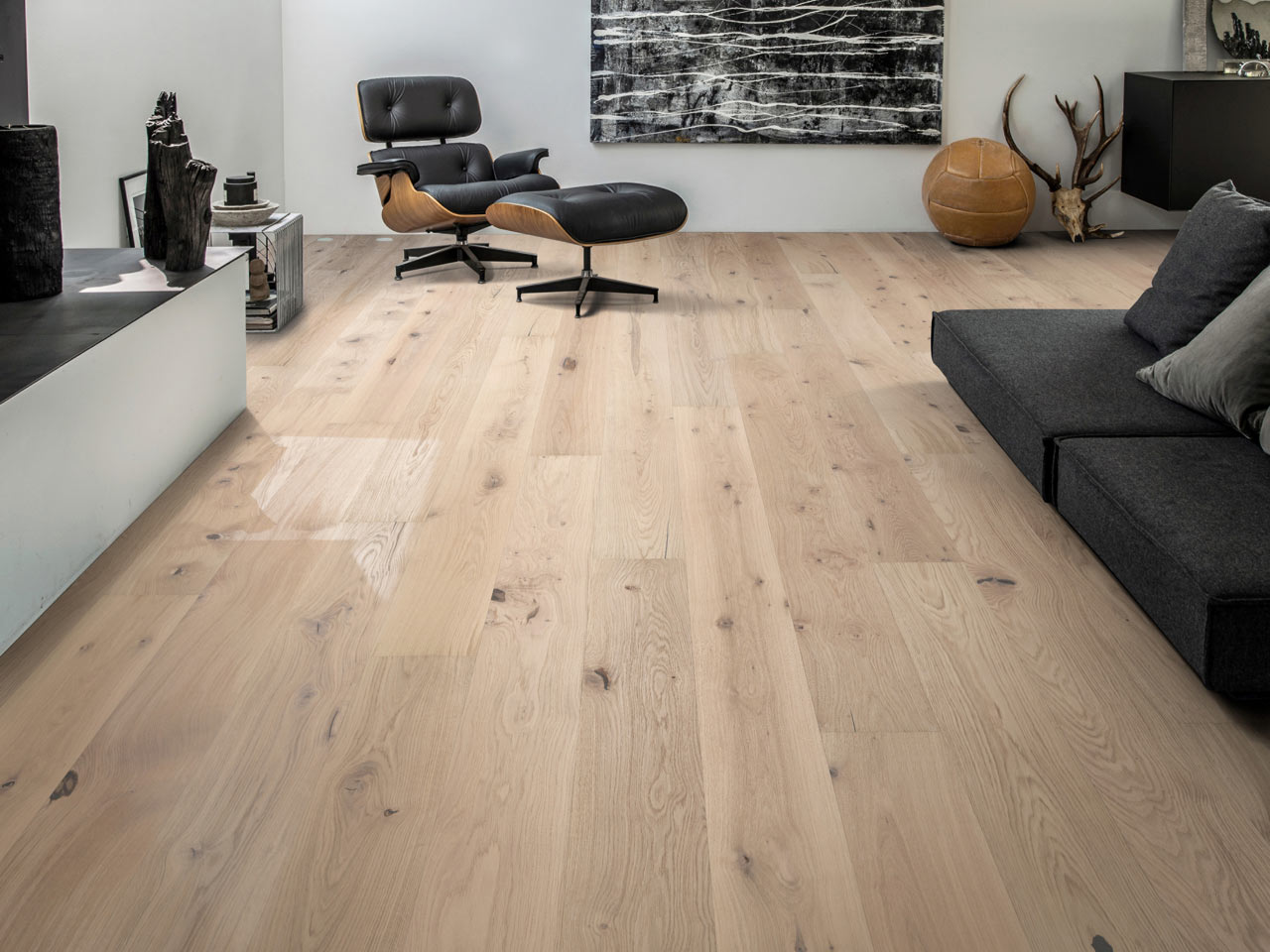 Action: Oak Maloja de Kährs   commerce de bois marx à Neuried