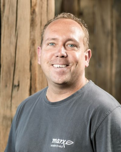 Andreas | Employé de marx commerce du bois | Neuried