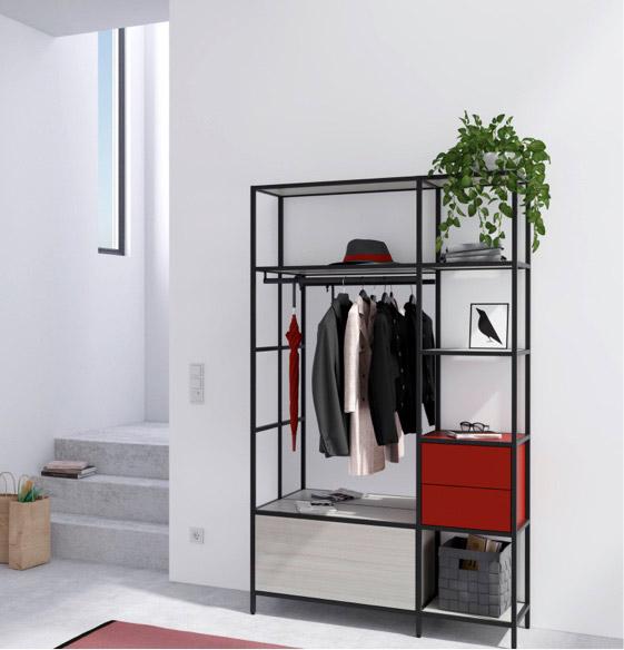 armoire à poser marx systèmes d'armoires