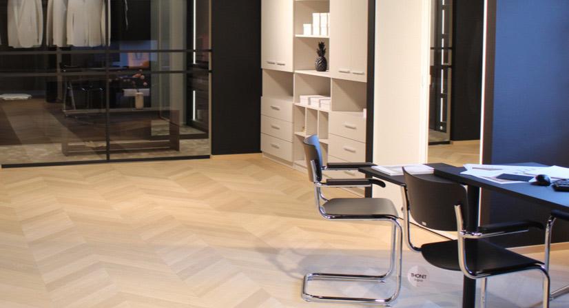 Perfekte Beratung in punkto Schranksysteme | marx Design in Holz