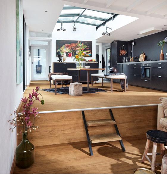 Designböden in Holzoptik | Boden | marx Design in Holz