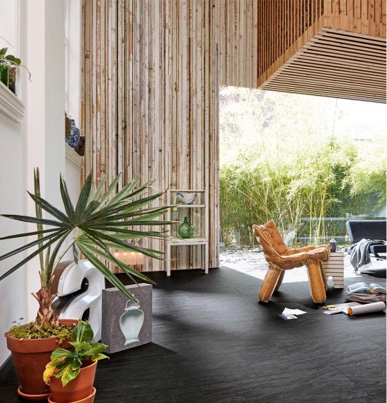 Designböden in Steinoptik | Boden | marx Design in Holz