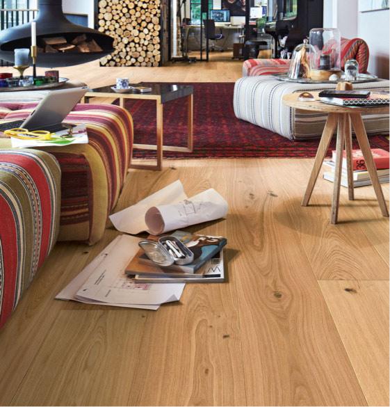 Parkett Boden als Landhausdiele | marx Design in Holz