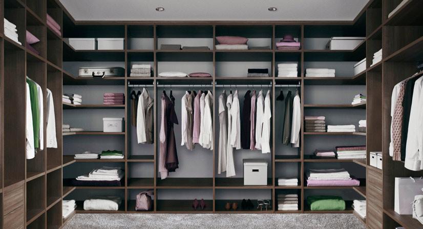 Der Weg zu Ihrem begehbaren Kleiderschrank