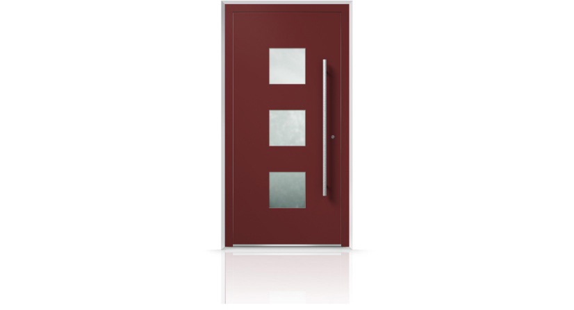 Haustüren: Kreativ, individuell, auffallend   marx Design in Holz