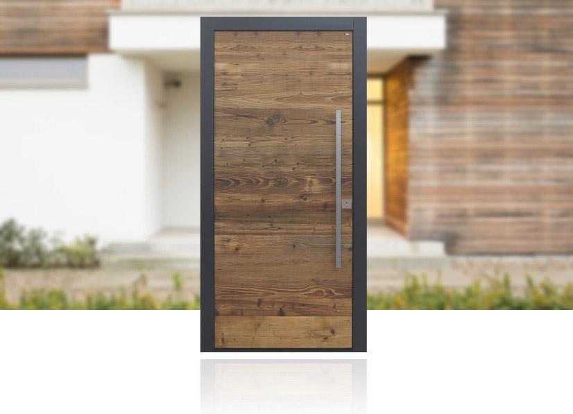 Haustüren: Natürlicher Wohnstil | marx Design in Holz